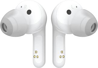 LG TONE Free FN6 (HBS-FN6), In-ear Kopfhörer Bluetooth Weiß