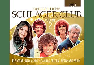 Elfi Graf, Nina & Mike, Camillo Felgen, Bernhard Brink - Der Goldene Schlagerclub Vol.2  - (CD)