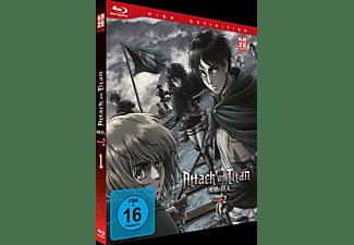 Attack on Titan – 2. Staffel Blu-ray
