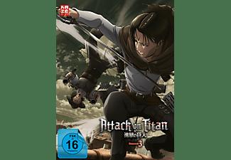 Attack on Titan – 3. Staffel DVD