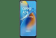 OPPO A74 4G 128 GB Prism Black Dual SIM