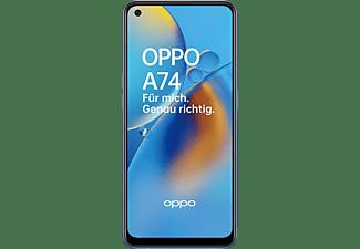 OPPO A74 4G 128 GB Midnight Blue Dual SIM