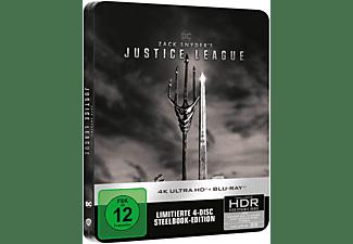 Zack Snyder's Justice League (Steelbook) 4K Ultra HD Blu-ray + Blu-ray