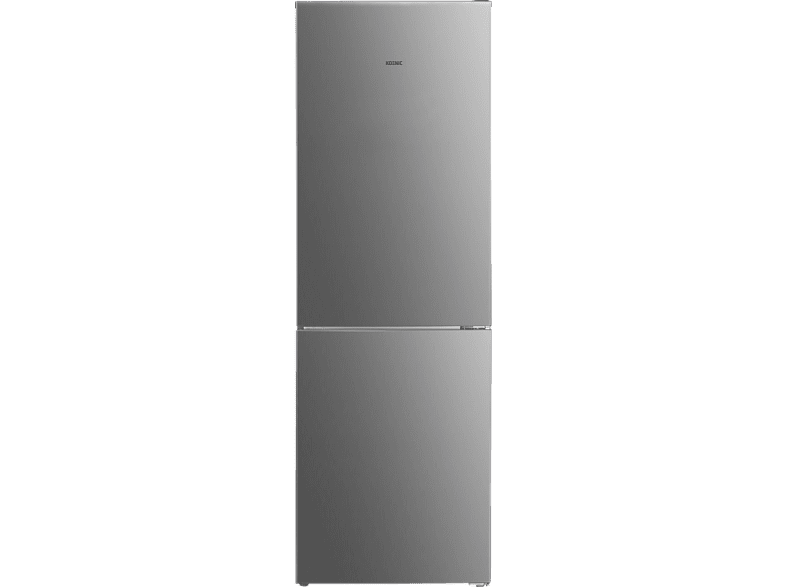 KOENIC KFK 611 C NF Kühlgefrierkombination C, 1850 mm hoch, Inox
