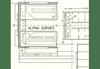 Alpha Safari - Commercial Suicide (Digipak)  - (CD)