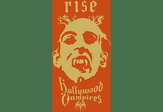 Hollywood Vampires - Rise - 2LP Gatefold + Download (schwarz, 180g)  - (Vinyl)