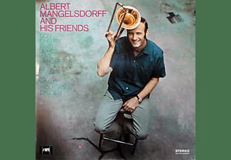 Mangelsdorff Albert - Albert Mangelsdorff And His Friends  - (Vinyl)