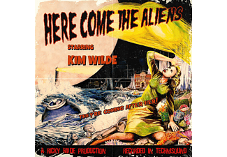 Kim Wilde - Here Come The Aliens  - (Vinyl)