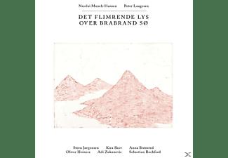 Munch-Hansen, Nicolai & Laugesen, Peter - The Flickering Light At Brabrand Lake (Vinyl)  - (Vinyl)