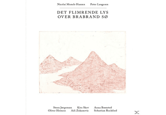 Munch-Hansen, Nicolai & Laugesen, Peter - The Flickering Light At Brabrand Lake  - (CD)