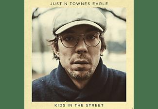 Justin Townes Earle - Kids In The Street  - (Vinyl)
