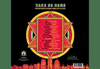 VARIOUS - Take Us Home: Boston Roots Reggae (1979-1988)  - (CD)