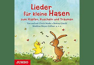 VARIOUS - Lieder Für Kleine Hasen Zum Hüpfen,Kuscheln Und T  - (CD)