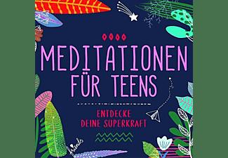 Carlotta Pahl - Meditationen Für Teens-E.D.Superkraft (Hörbuch)  - (CD)