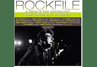 VARIOUS - Rockfile-Vol.4 (180 GR Audiophile Vinyl)  - (Vinyl)