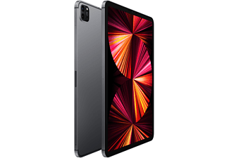 APPLE iPad Pro 11 Wi-Fi + Cellular (2021), Tablet, 256 GB, 11 Zoll, Space Grey