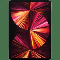 APPLE iPad Pro 11 Wi-Fi (2021), Tablet, 128 GB, 11 Zoll, Space Grey