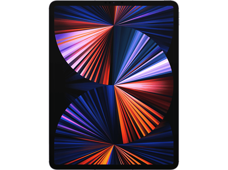 APPLE iPad Pro 12.9 Wi-Fi Cellular 2021 , Tablet, 128 GB, 12,9 Zoll, Space Grey
