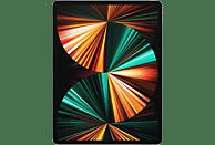 APPLE iPad Pro 12.9 Wi-Fi (2021), Tablet, 128 GB, 12,9 Zoll, Silber