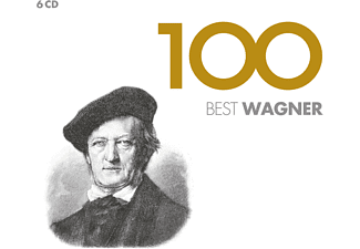 VARIOUS - 100 Best Wagner  - (CD)
