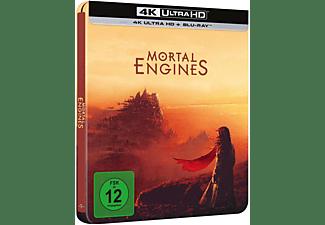 Mortal Engines: Krieg der Städte (Steelbook) 4K Ultra HD Blu-ray + Blu-ray