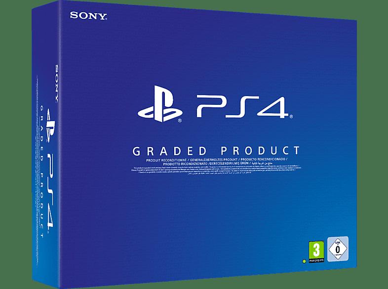 Sony PlayStation Slim 1 TB Black - generalüberholtes Produkt