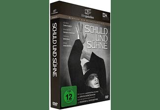 Schuld und Sühne DVD