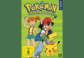 Pokemon - Staffel 3: Die Johto Reisen DVD