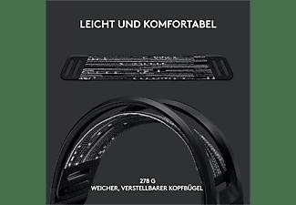 LOGITECH G733 Light Speed, Over-ear Headset Schwarz