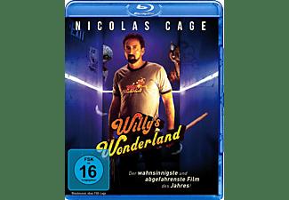 Willy's Wonderland Blu-ray