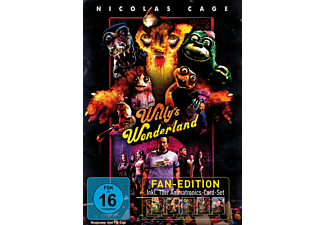 Willy's Wonderland (Limited Special Edition) DVD