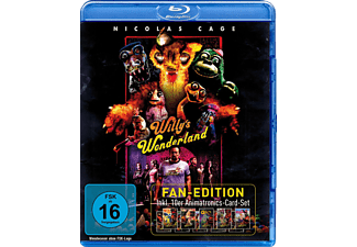 Willy's Wonderland (Limited Special Edition) Blu-ray