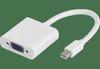 VIVANCO MINI DisplayPort auf VGA Adapter, 0,1m