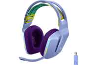 LOGITECH G733 Light Speed, Over-ear Headset Lila
