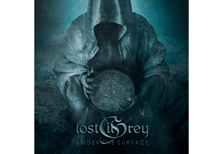 Lost In Grey - UNDER THE SURFACE  - (CD)