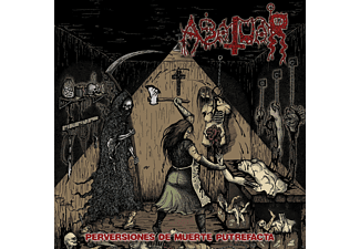 Abatuar - Perversiones de Muerte Putrefacta LP  - (Vinyl)