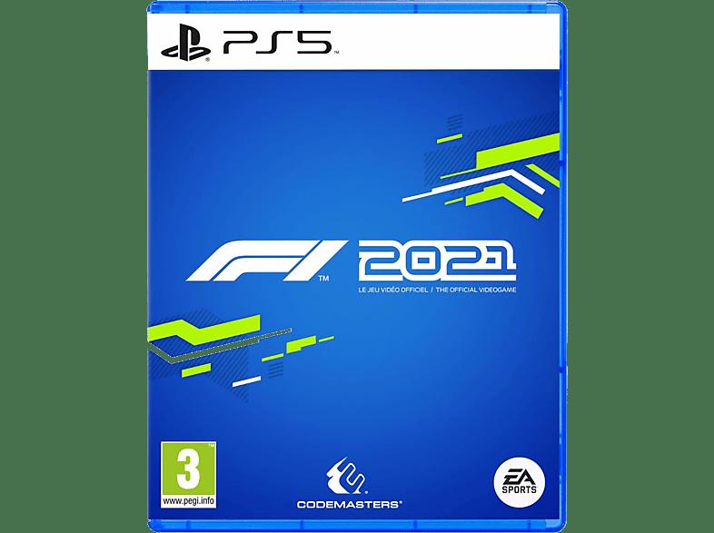 F1 2021 UK/FR PS5