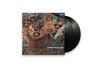 Tony Allen - There Is No End  - (Vinyl)