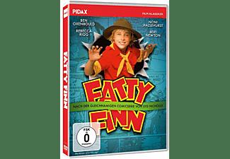 Fatty Finn DVD