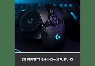 LOGITECH G903 Hero Gaming-Maus, Schwarz