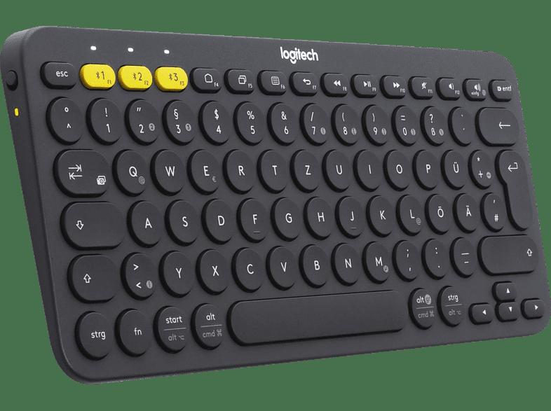 LOGITECH K380 kabellose Multi-Device Bluetooth, Tastatur
