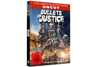 Bullets of Justice Blu-ray + DVD