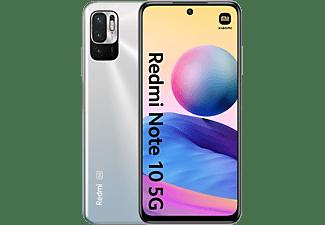 """Móvil - Xiaomi Redmi Note 10 5G, Plata, 128GB, 4GB RAM, 6.5"""" FHD+, MediaTek Dimensity 700, 5000 mAh, Android"""