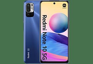 """Móvil - Xiaomi Redmi Note 10 5G, Azul, 64GB, 4GB RAM, 6.5"""" FHD+, MediaTek Dimensity 700, 5000 mAh, Android"""