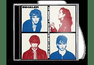 Inhaler - It Won't Always Be Like This  - (CD)