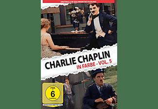Charlie Chaplin in Farbe Vol. 5 [DVD]