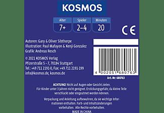 KOSMOS RUMMS Brettspiel Mehrfarbig