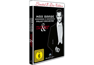 Palast Orchester & Max Raabe - Max Raabe & Palast Orchester - Palast Revue & Live in Rome [DVD]