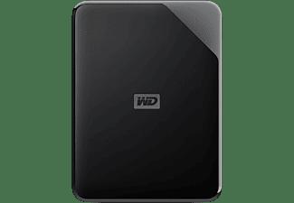 "Disco duro externo 4 TB - WD Elements SE, HDD, USB 3.0, 2.5"", Compatible Con WD Discovery, Resistente, Negro"