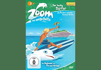 Zoom-Der Weiße Delfin (5) - Der Beste Surfer+5 Weitere Abenteuer DVD